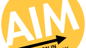Logo for AIM: Action in Montgomery