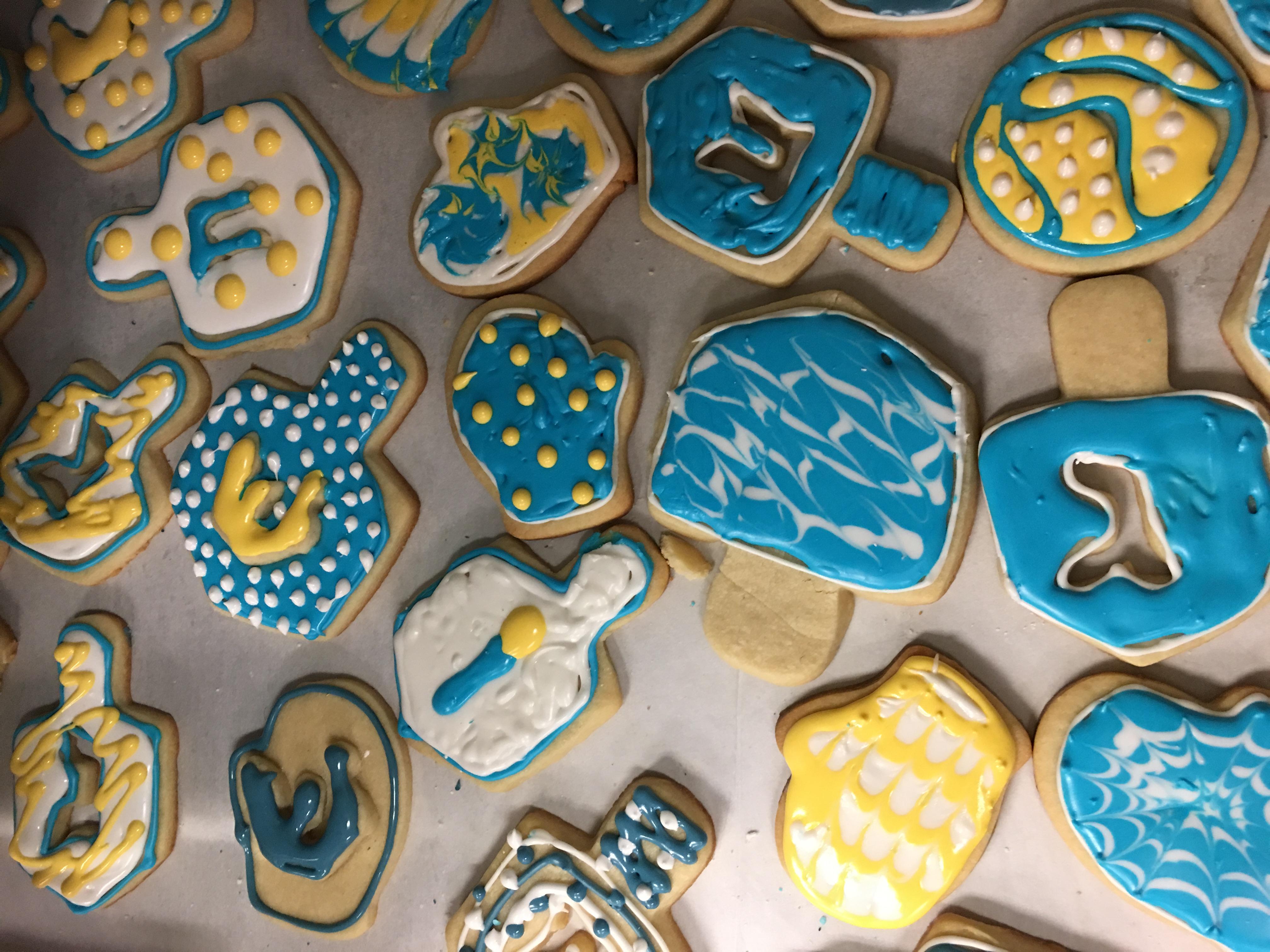 Hanukkah cookie making IMG_8825