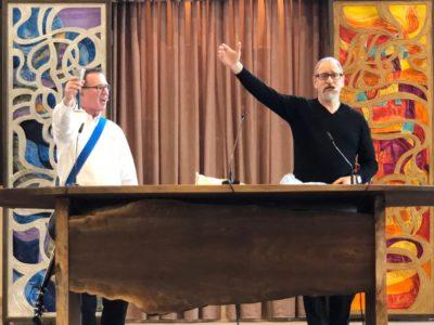 TBANS Com_. Shabbat 1.26.18 Clergy