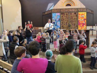TBANS Community Shabbat 11.17 - 3