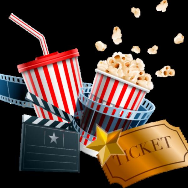 MovieNightClipArt