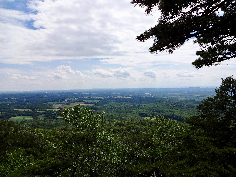 Shabbat Hike at Sugarloaf Mountain
