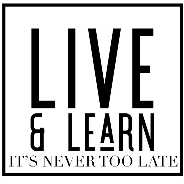 Live and Learn logo from Elaine