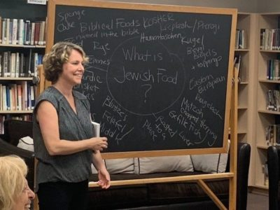 Live & Learn with Jen MillerCulinary Conversations: United, We Eat!Tuesdays, June 18