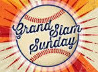 grand slam sunday.2019