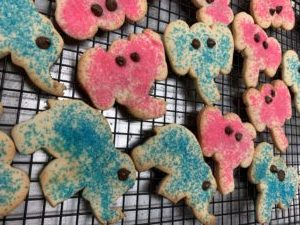 Baking for Janice Rosenblatt's Retirement Oneg - October 27, 2019