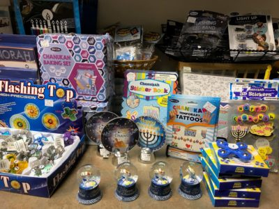 Judaica Shop Chanukah 2019 - 8