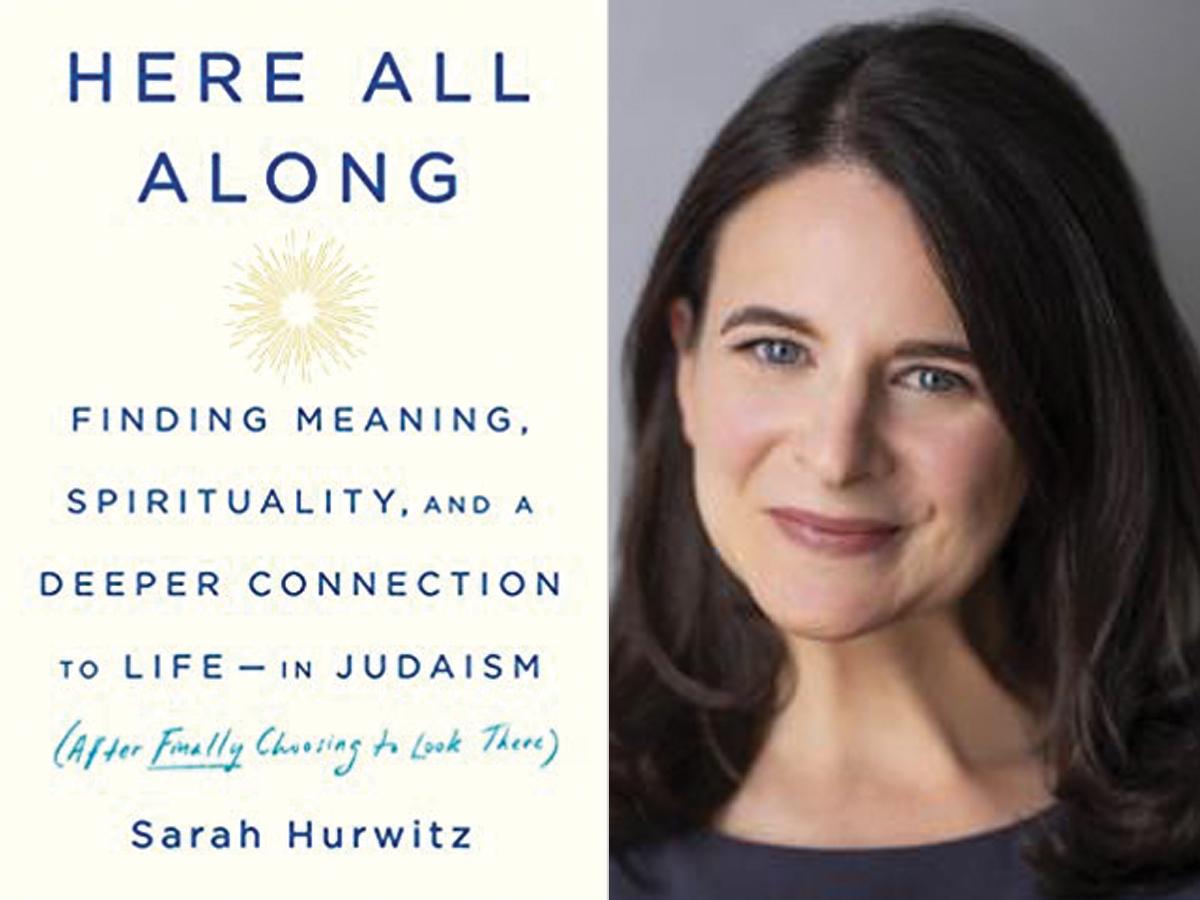 sarah hurwitz.book