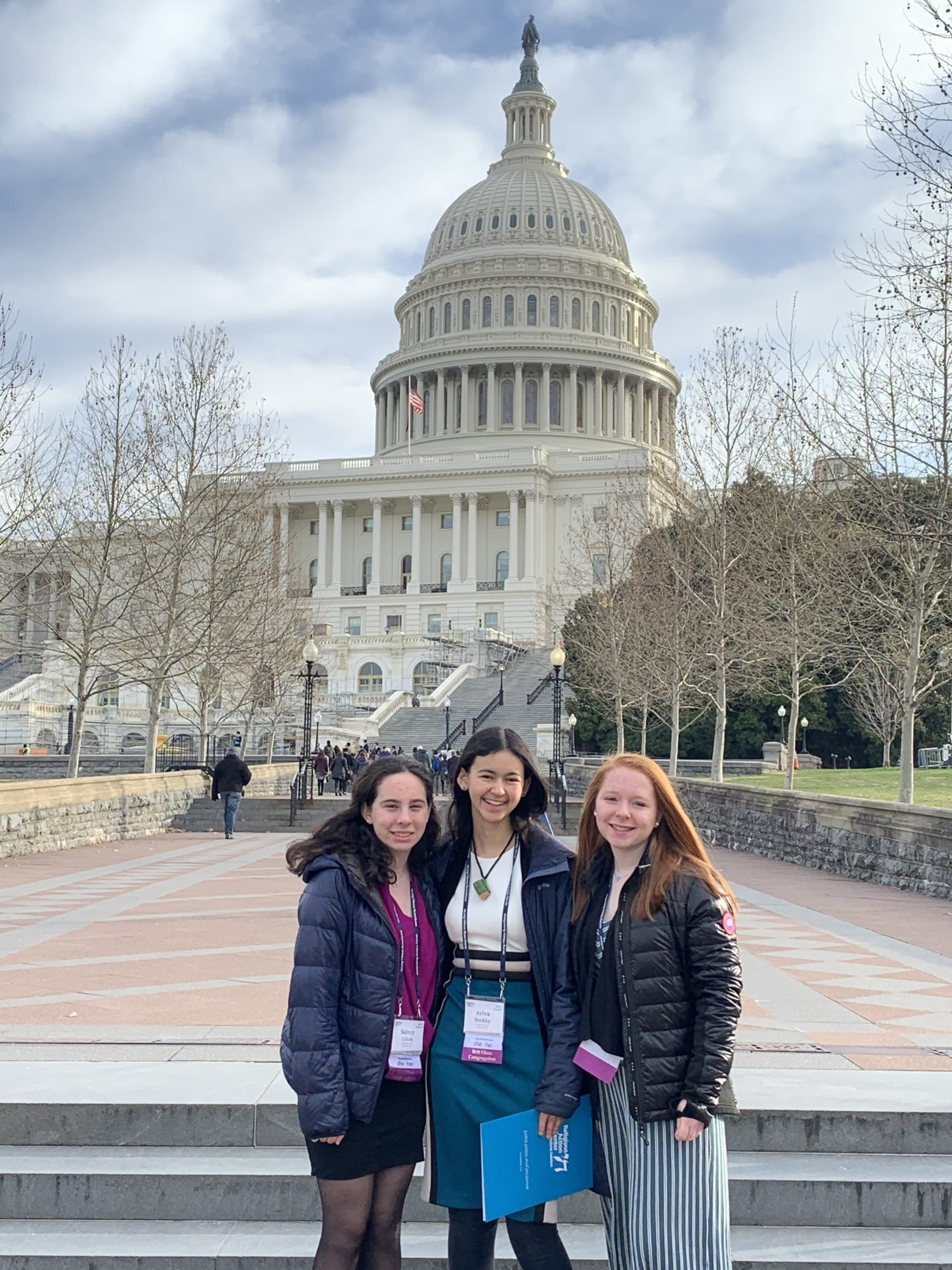 Visit to Capitol