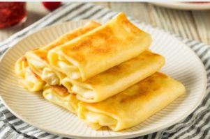 Shavuot - Blintz photo