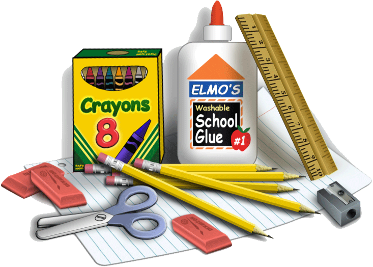 School Supply for South Lake Elementary School (ES) Students Collection