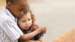 Kids Showing Kindness