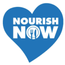Nourish Now Heart Logo
