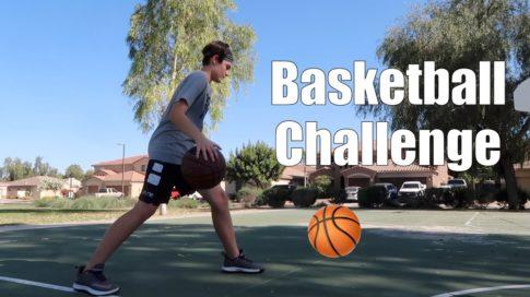 Week 1 Basketball Challenge BUTTON