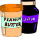 Peanut Butter and Jelly Image