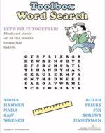 word search week 7