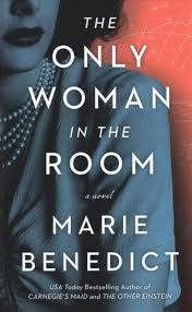 WTBA Book Club<br/>The Only Woman in the Room<br/>Tues., Oct. 6 (7:30-9 pm)