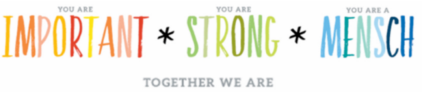 You are important-strong-mensch cropped header