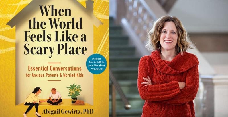 Book Talk with Author, Dr. Abigail Gewirtz<br/>Thurs., 10/22 (7:30 pm)