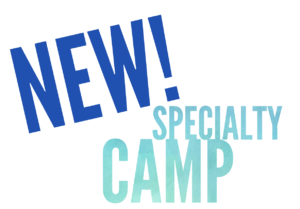 new specialty camp graphic - blue