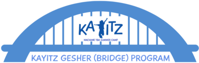 Kayitz Gesher (Bridge) Program logo - large