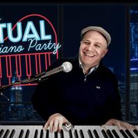 Virtual Piano Party with Dan Binstock<br/>Sat., April 24 (7-8:30 pm)