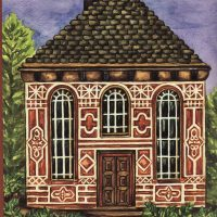 Live & Learn with Jewish Art Education<br/>Lost Synagogues<br/>Tues., August 24 (10:30 -11:30 AM)