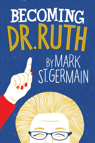 """Theatre J Outing<br/>Wed., Oct. 20 (11 am)<br/>""""Becoming Dr. Ruth"""""""