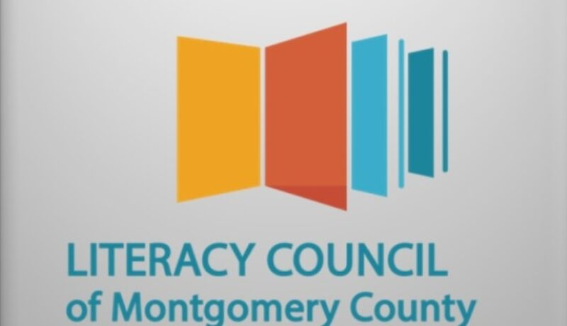 Logo of the Literacy Council of Montgomery County