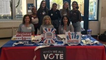Voter Registration, Civic Engagement, and Advocacy