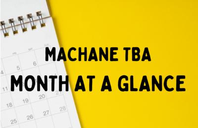 Machane TBA Month at a Glance updated