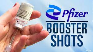 Pfizer Covid Booster Clinic<br/>Mon., Oct. 18 (1-4 pm)